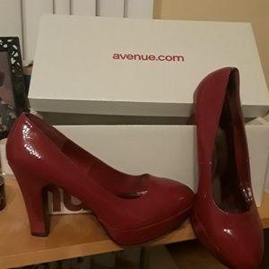 Sexy platform heels